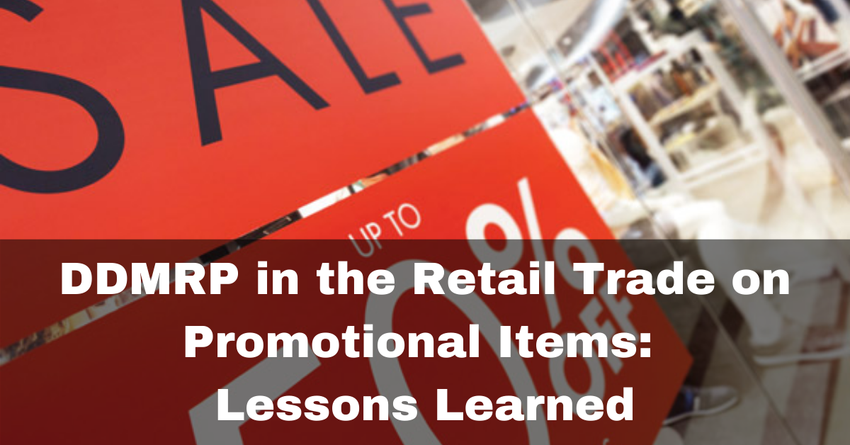 DDMRP in the Retail Trade on Promotional Items_ Lessons Learned